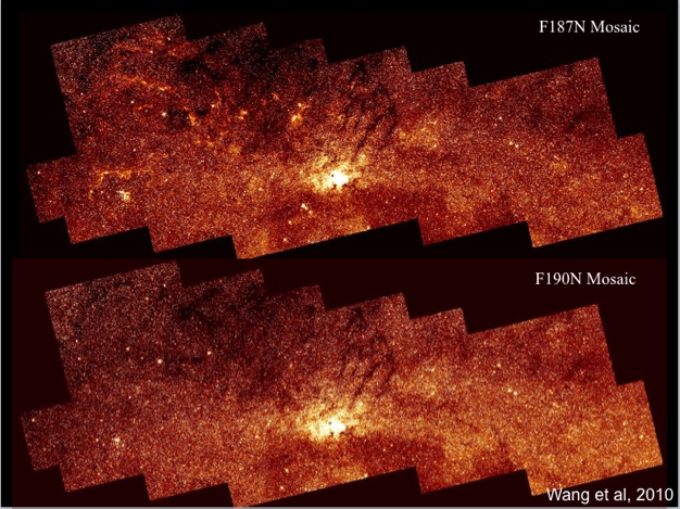 F187N and F190N Mosaics [Wang et al. 2010]