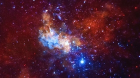 Image of SgrA* from Chandra X-ray Observatory